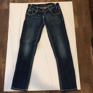 "Rock and Roll Cowgirl Jeans 29"" x 32"" regular"